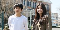 英語教育が強い人気校!卒業生が語る「夢が叶う学習環境・受験サポート」