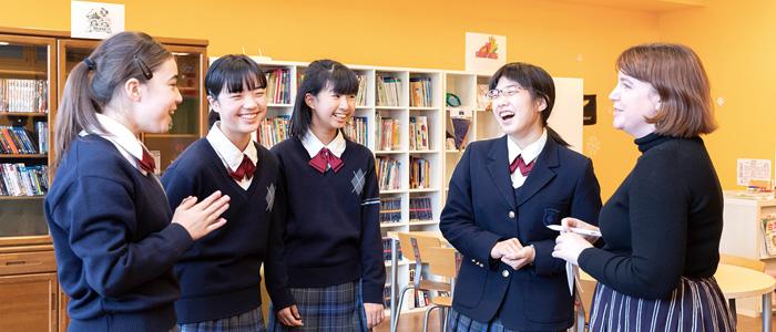 「使える英語」で世界へ! 麴町学園女子中学校・高等学校の授業大改革