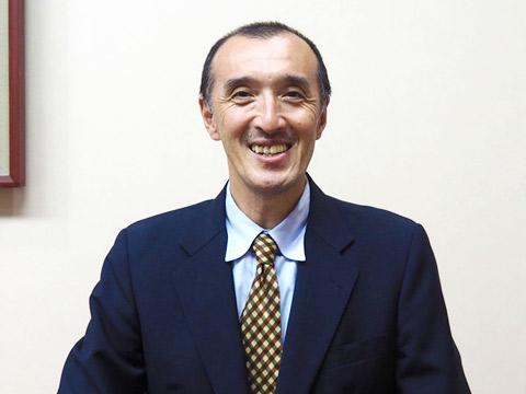 駒込中学校 教頭 本田 靖 先生