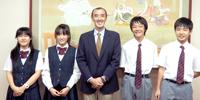 駒込中高の新入試! 国際先進コースの生徒が語る学校の魅力