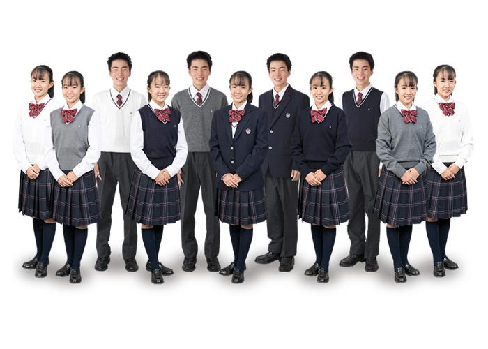 中学校 制服