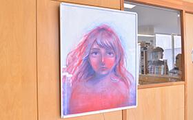 東京藝術大学にも進学する、美術の制作環境