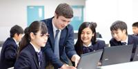 最先端の教育×少人数制の強みで英語力を鍛える