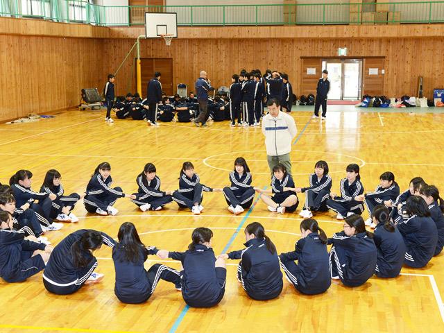 高1フレッシュマンキャンプ−長野県車山高原