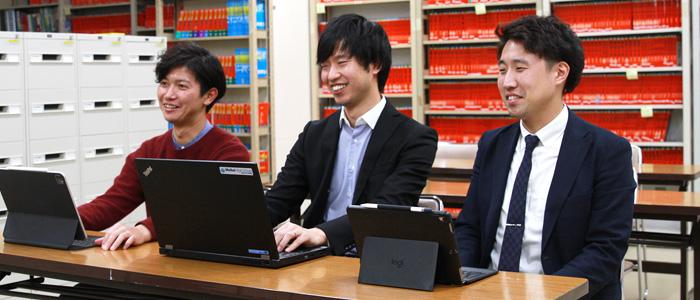 探究学習と進路指導を両立させるアカデミアクラス