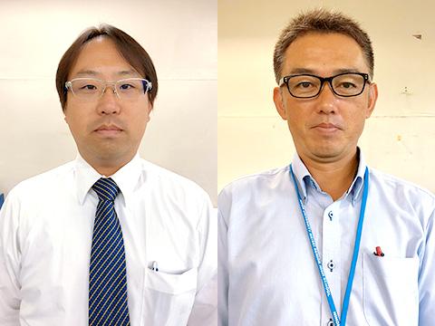 梅田先生と大森先生
