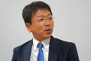 進路指導部主任 藤井泉浩先生