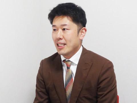 教頭で数学科の齋藤圭介先生