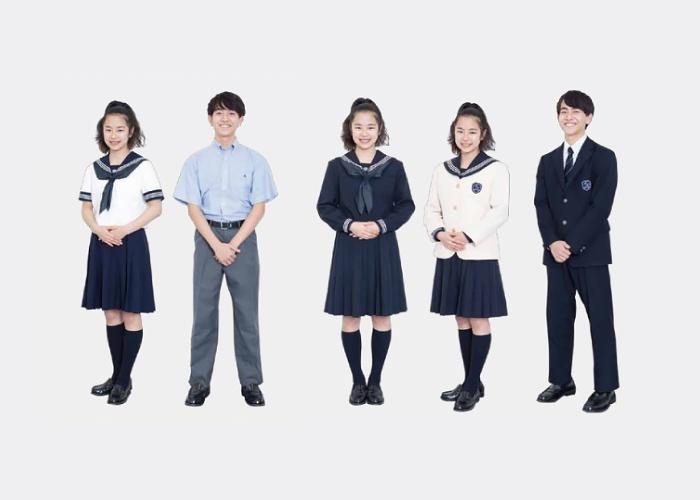 高等学校夏服/冬服
