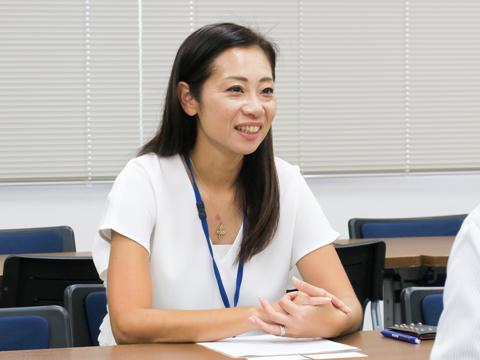 社会の第一線で活躍されている杉田さん。どんな質問にも気さくに答えてくださいました。