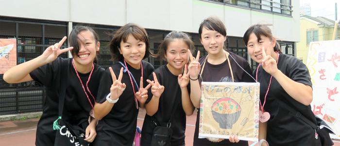 武蔵野生のパワーを実感! 文化祭に潜入