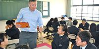武蔵野独自の英語教育
