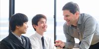 「世界に触れて、未来を決める」武蔵野の英語学習