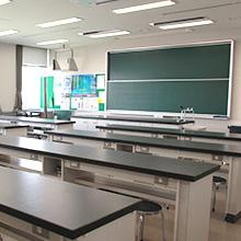理科実験室