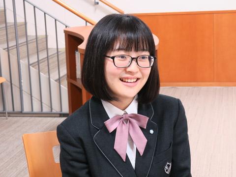 生徒会副会長の吉田さん