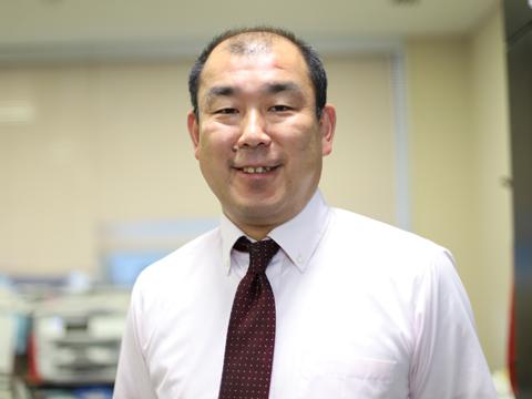 入試について詳しく教えてくださった鈴木先生