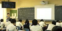 日大進学5割、難関大学への挑戦も