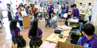 生徒たちが全力で臨む2日間!桜苑祭の潜入レポート