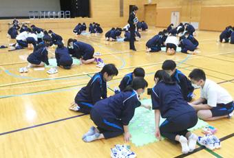 【中学1年生】カルタ大会