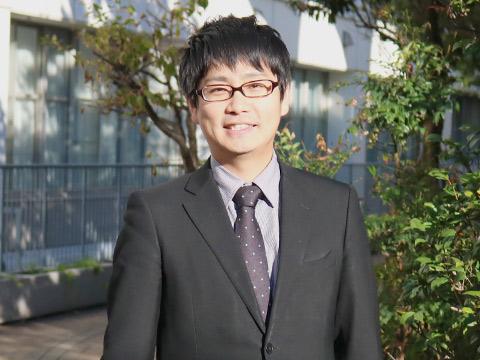 社会科教諭の増田徹先生。