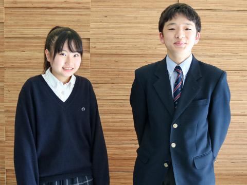 日駒の生徒たち