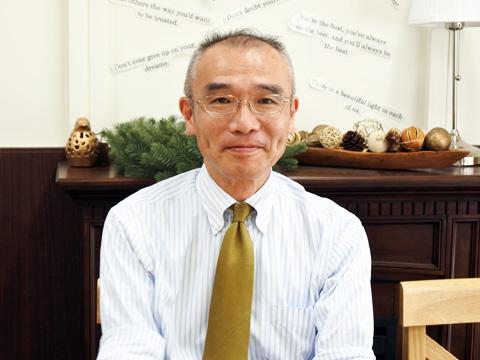 大塚勝之先生