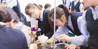 進化する「日駒新教育構想」2年目の今
