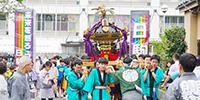 今を未来につなぐ日駒祭