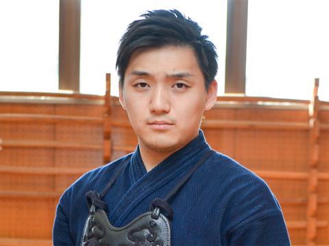 剣道部顧問:村瀬 諒先生