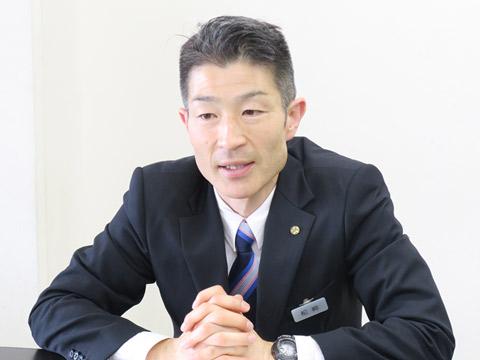 中高一貫部教頭 松崎 慶喜 先生