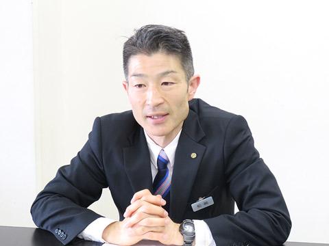 中高一貫部教頭 松崎 慶喜先生