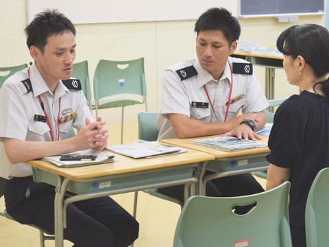 入試担当者から直接お話を聞ける、貴重な機会です。