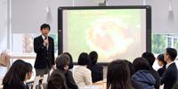 充実のグローバル教育に、新たな留学プログラムが登場!