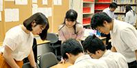現役進学率9割!「面倒見の良い」進学指導