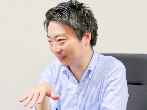 広報部部長であり21教育企画部の部長でもある児浦良裕先生