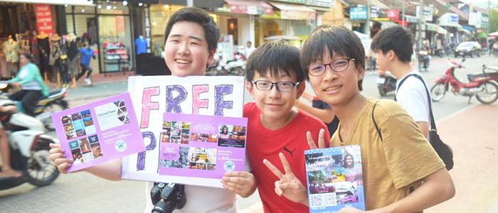 タイ・カンボジアで社会と向き合う 聖学院の海外研修