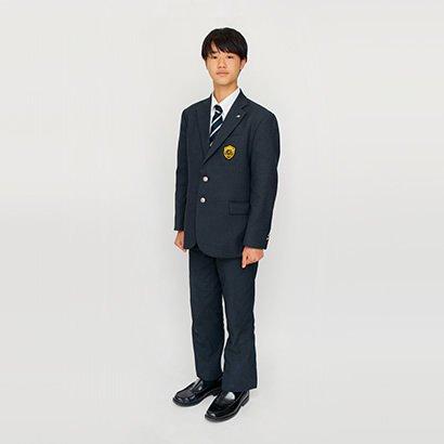 中学校 冬服 男子