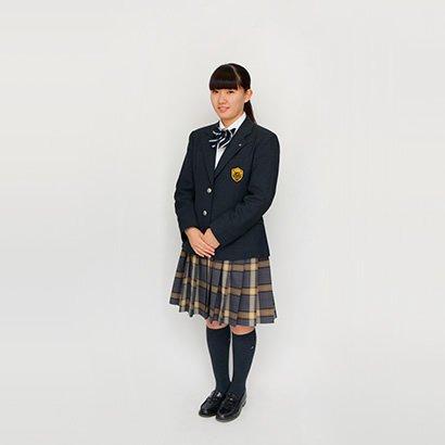 中学校 冬服 女子