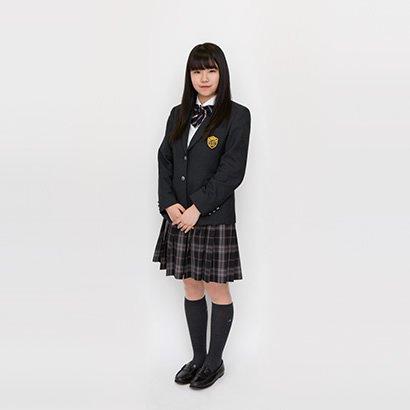 高等学校 冬服 女子