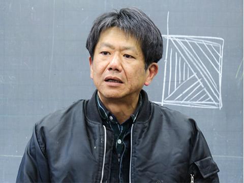 技術科教諭 寺西幸人先生