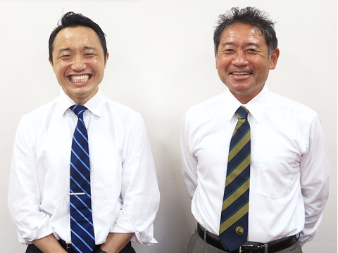 田口先生、中川先生