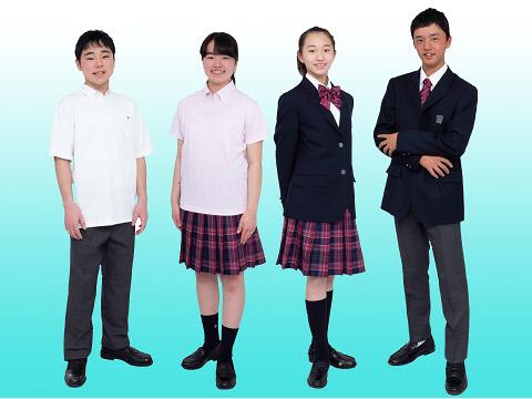中学新制服