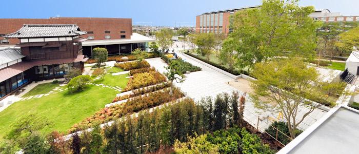 生徒が伝える昭和学院の施設環境の魅力