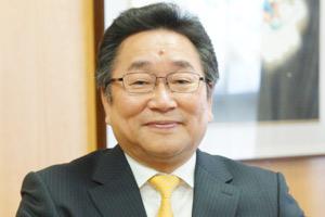 淑徳巣鴨中学高等学校校長 夘木幸男先生