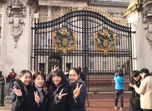 まずはロンドンから!6日間で様々な文化財も見学します