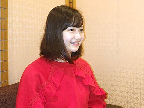 中高6年間を秀明で過ごした栗山響花さん