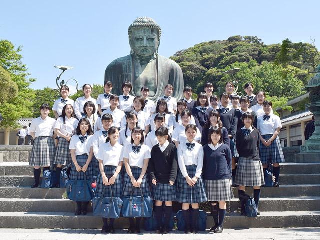 鎌倉への遠足
