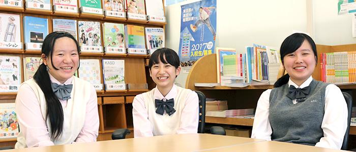 特選クラス3人の座談会!