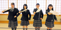 日本伝統文化を体験しながら学ぶ「日本学」