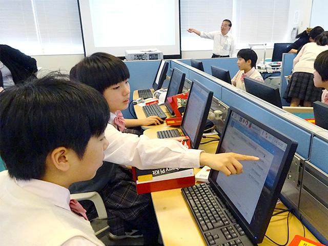 ICT AI時代を見据えたプログラミング学習。